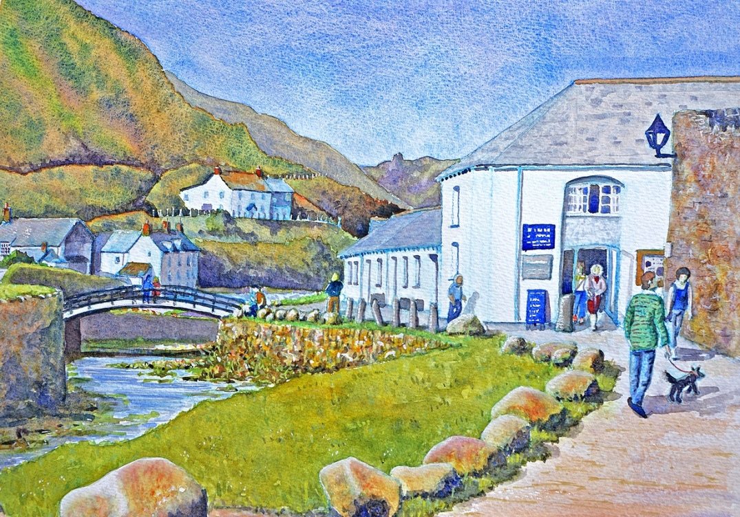 Boscastle outsm