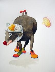Buffalo Clown