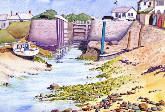 Bude Sea Lock